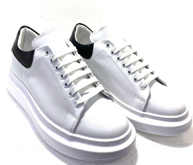 Sneakers in vera pelle - Made in Italy  - Collezione Gogolfun.it