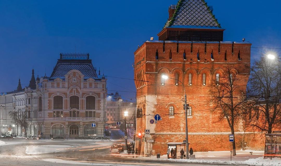 Nizhny Novgorod – @orkhv