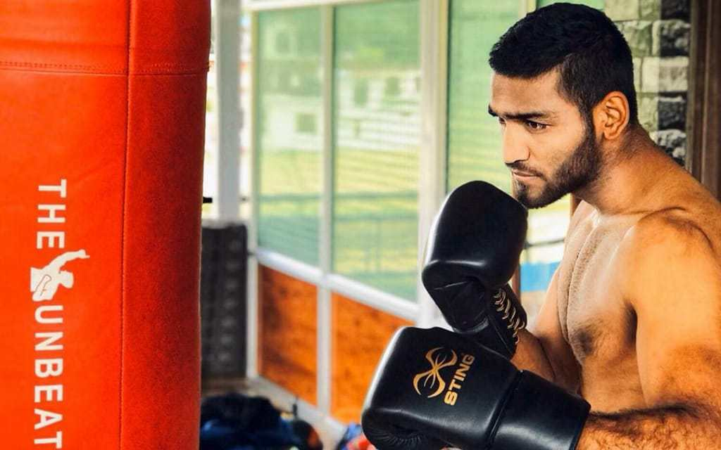 WHAT DOES OLYMPIAN BOXER ASHISH CHAUDHARY HAS TO SAY AFTER 70 DAYS OF QUARANTINE?