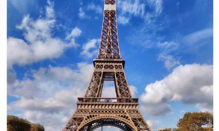 Paris – @silverspoonshiboo
