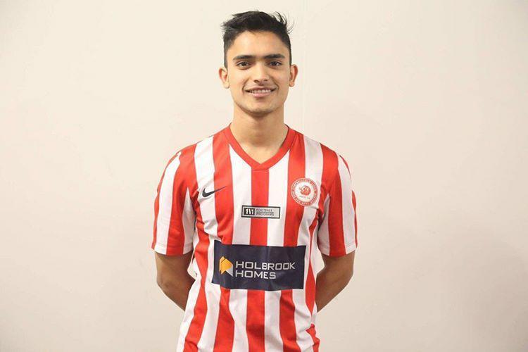 MEET FOOTBALLER ABHAY MANKOTI