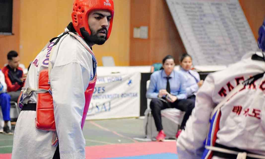 MEET KAVYA TALREJA – A NATIONAL LEVEL TAEKWONDO PLAYER