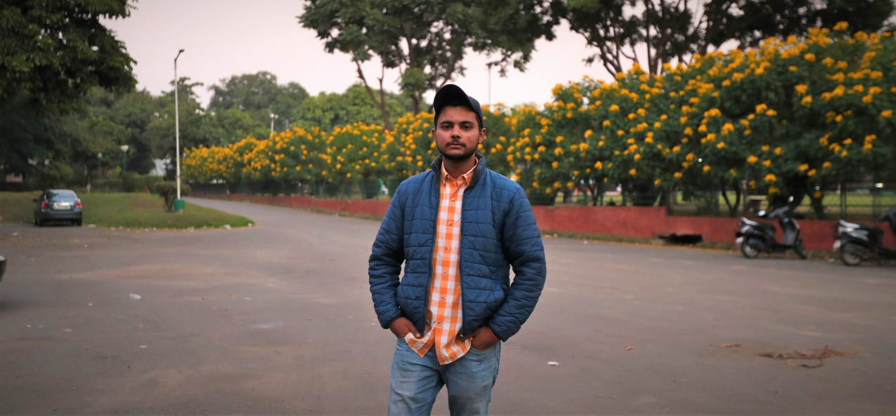 MEET A YOUNG FILMMAKER ABHAY SHARMA