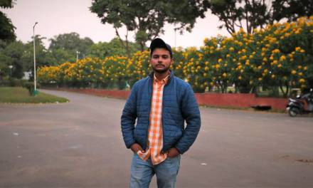 MEET A YOUNG FILMMAKER ABHAY SHARMA