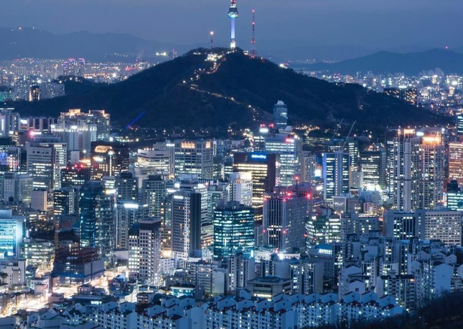 Seoul – @leaveyourdailyhell