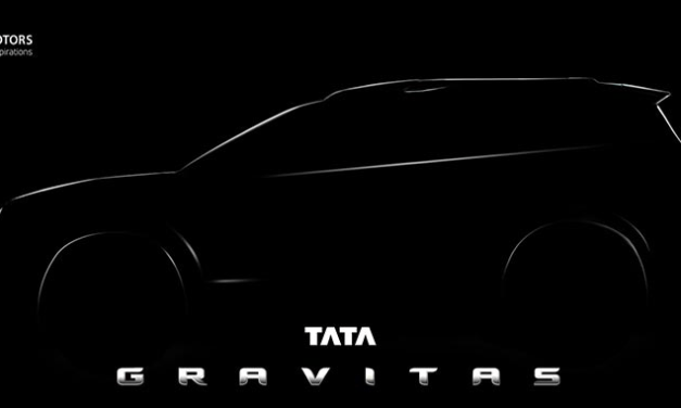 TATA Gravitas: A 6 Seater SUV | Expected to be launched in 2020