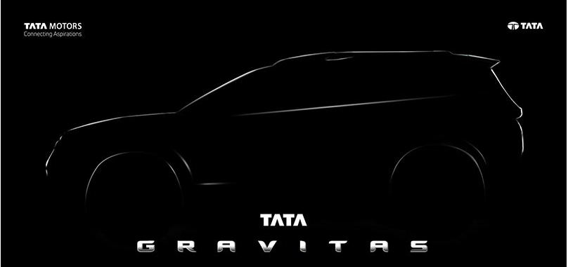 TATA Gravitas: A 6 Seater SUV   Expected to be launched in 2020