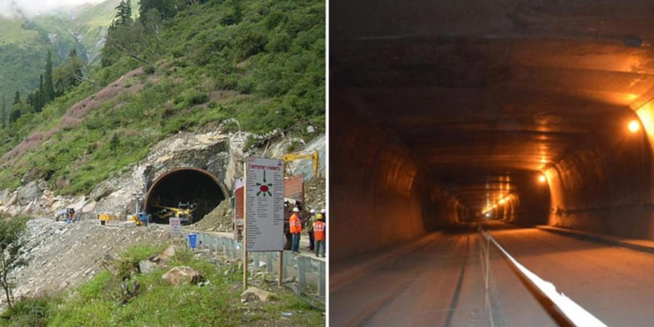World's longest highway tunnel to be inaugurated soon in Himachal Pradesh