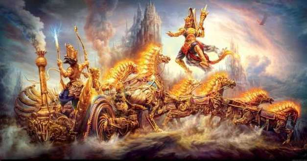 THE MAHABHARATA SAGA – Arjun vs Karan: a battle we can't forget