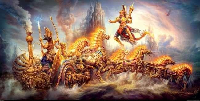 THE MAHABHARATA SAGA – Arjun vs Karan: a battle we can't forget
