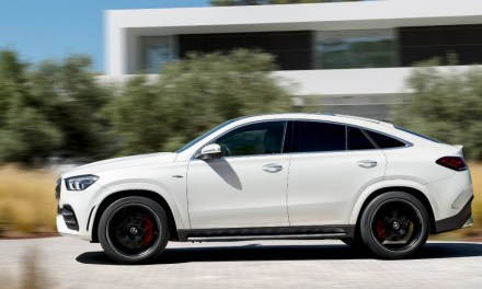 MERCEDES-BENZ GLE 53 AMG 4MATIC+: WILL BE LAUNCHED IN INDIA ON SEPTEMBER 23