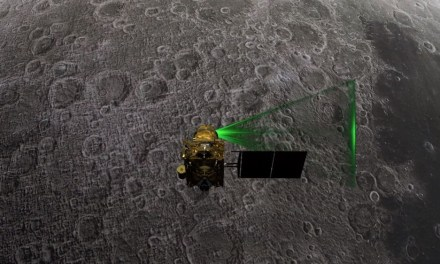 ISRO's Chandrayaan 1 spots rusting on the Moon