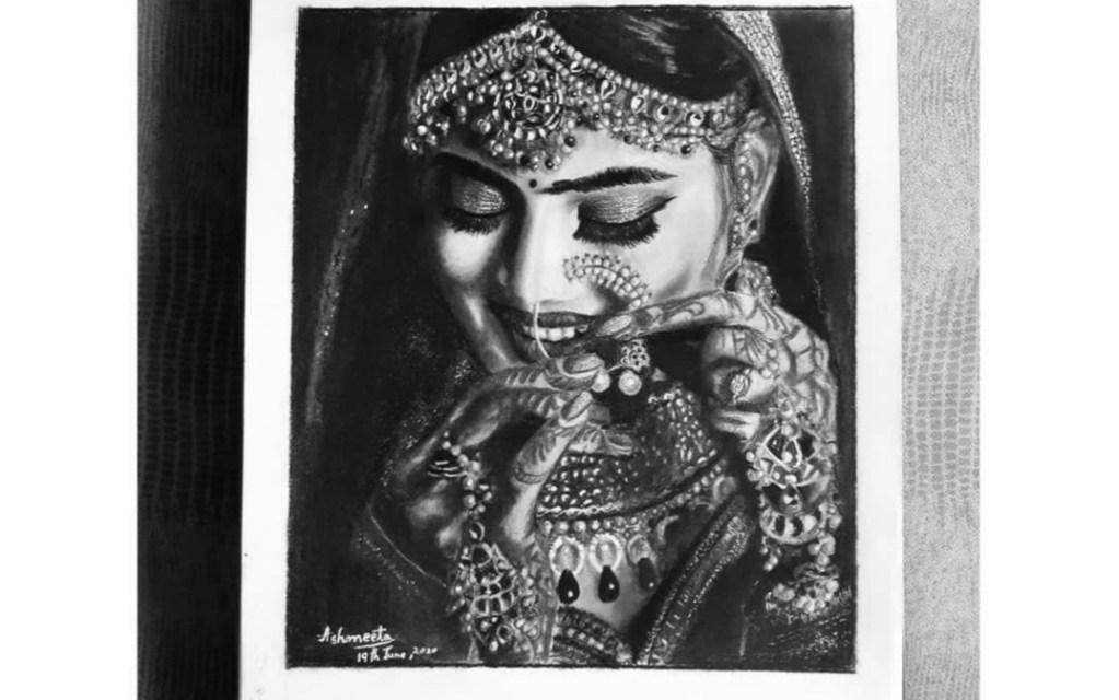 BRIDE – @ashmii_arts