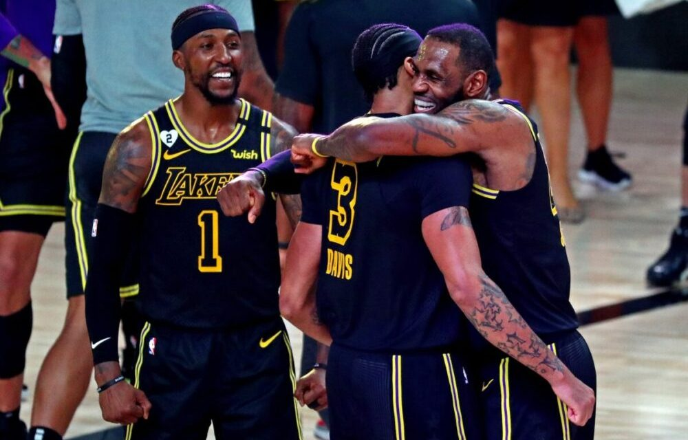 Lebron James, Los Angeles Lakers beat Denver Nuggets to reach NBA Finals