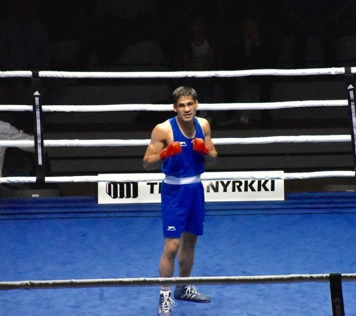 Mohammad Hussamuddin – Bronze medalist at Commonwealth games 2018