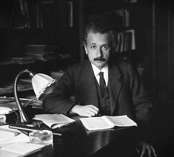 Albert Einstein and the World of Politics
