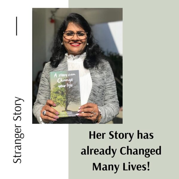 THE STRANGER STORY – Recipient of Women Entrepreneurial award in India by Economic Times Ritu Singal