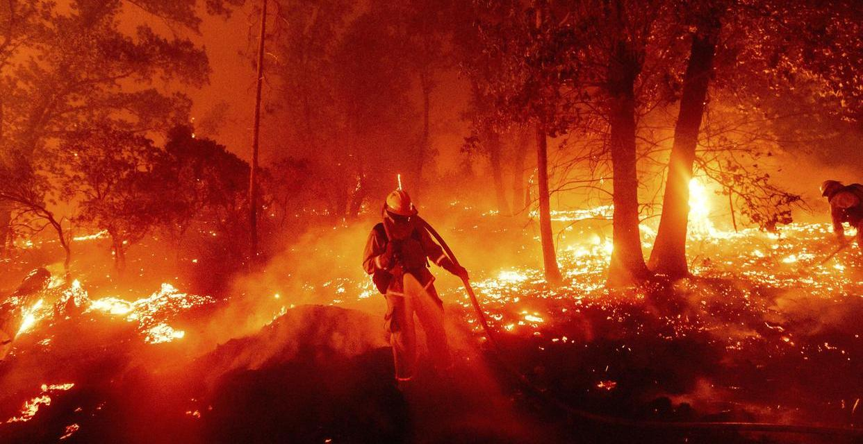 DEATH TOLL RISES IN US AS WILDFIRE CONTINUE IN WEST COAST STATES