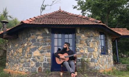 PARAJ SINGH – guitarist, singer-songwriter and percussionist