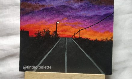 ROAD TO HEAVEN @tinted.palette