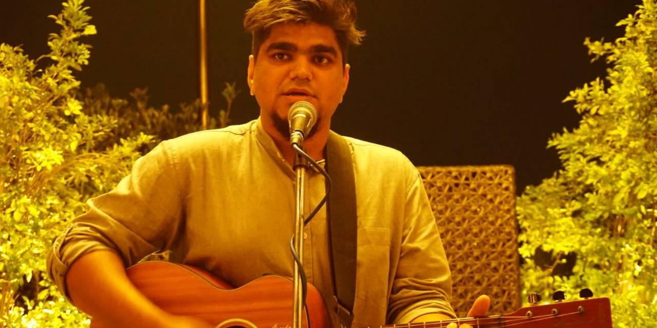 RJ NAMAN – an independent singer-songwriter from Nagpur