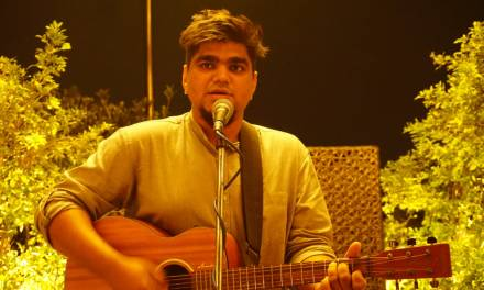 RJ NAMAN – an independent singer-songwriter from Nagpur
