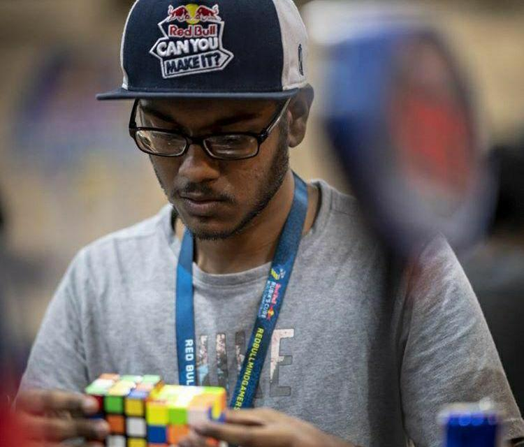 Live Session with Rubik's Cube Artist and Magician Shantanu Awale