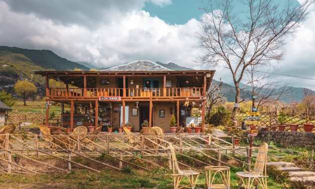 THE NORTHERN CAFE – BIR, HIMACHAL PRADESH