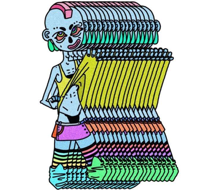 Cyber Girl – @dvnatkur