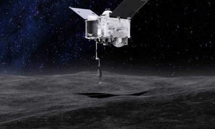 Another Success; NASA's OSIRIS-REx spacecraft successfully touches asteroid