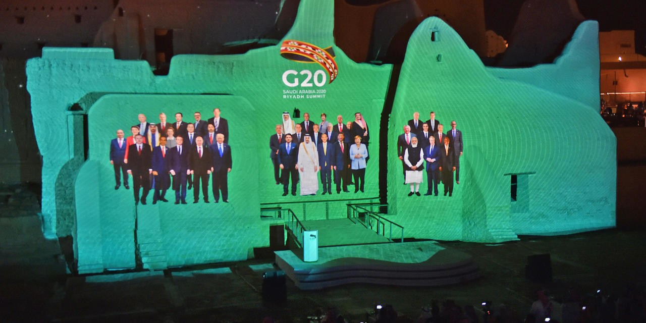 G20 Riyadh Summit