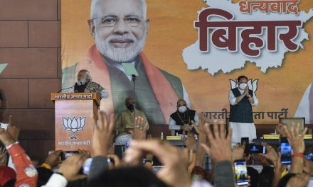 Decoding Bihar elections, and other States Sub election