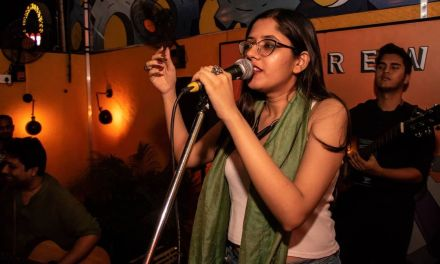 Maanuni – a singer-songwriter and voice artist