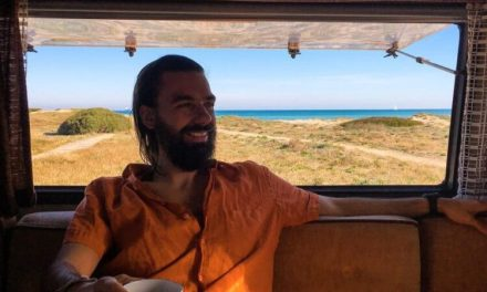 Gianluca Gotto – The real life nomad