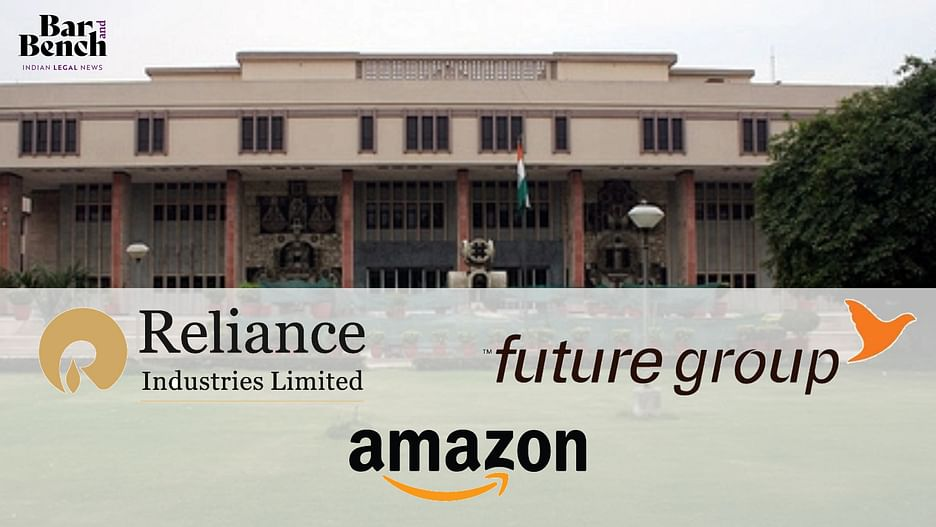 Amazon vs future groups, why this case lead to Delhi High Court