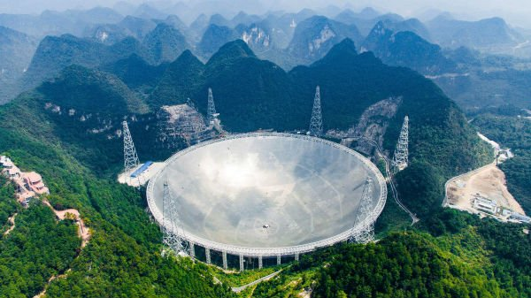 World's Largest Telescope Expected to detect