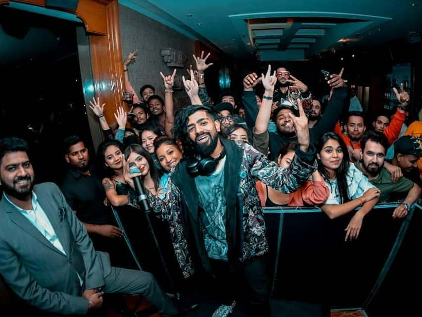 Shetty Saa – a rapper from Mumbai who recently appeared in MTV Hustle