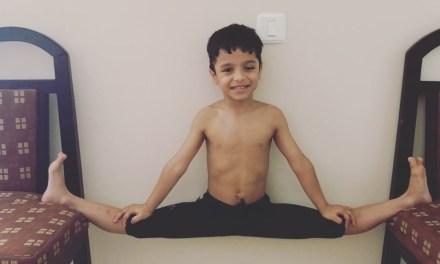 ARIHAAN GARG – a 6 year old SuperKid