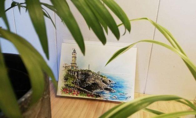 Cabo Mayor lighthouse- @lucia.moure