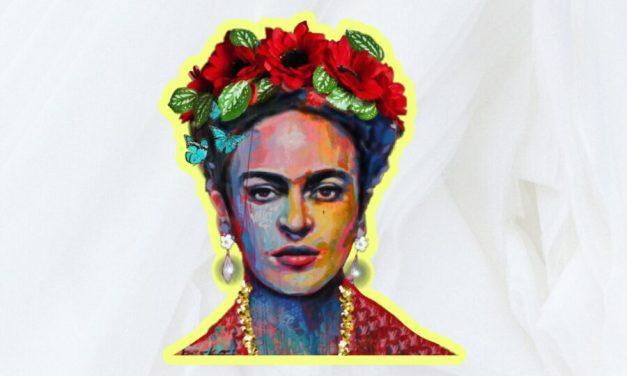Dear Frida Kahlo!