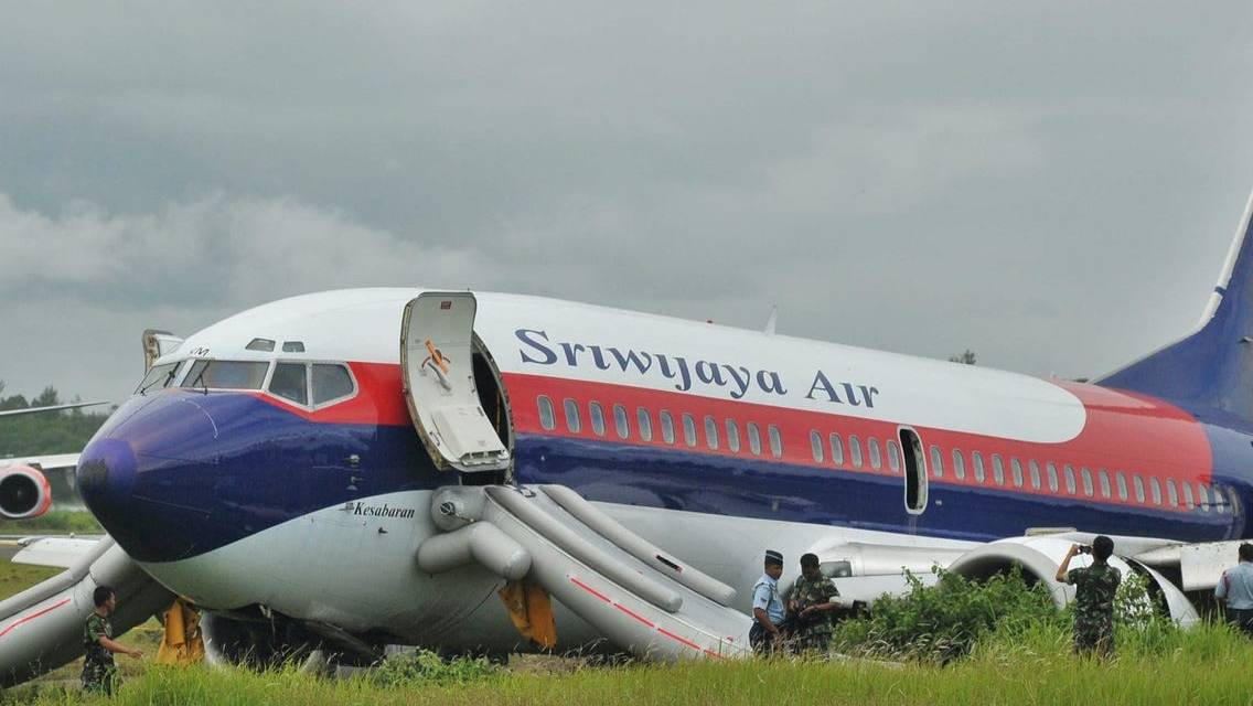 Sriwijaya plane crash