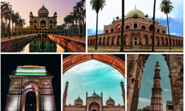 TOP 5 MONUMENTS FOR PHOTOGRAPHY IN NEW DELHI – @lavishchandra