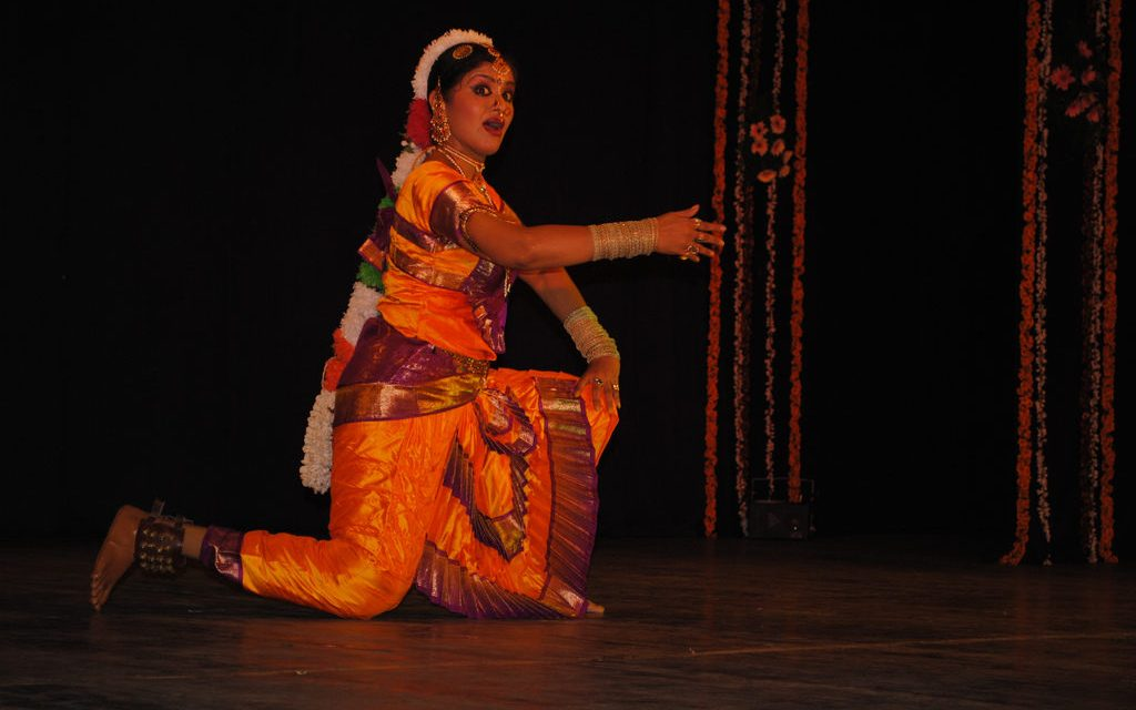 SUDHA CHANDRAN – The Dancing Diva