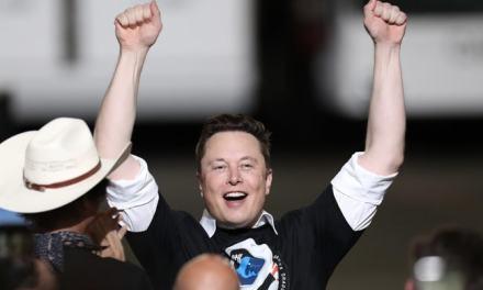 Elon Musk became the world's richest man