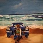 The end of the beach – @artistic_b_heart