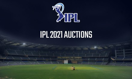 IPL 2021 AUCTION – Here is all you need to know!