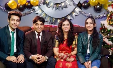 """Yeshu Ke Geet"" – a Youtube Channel run by the ""Milton"" family"