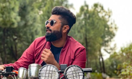 Dhruv Angrish – a Singer, Songwriter and Composer