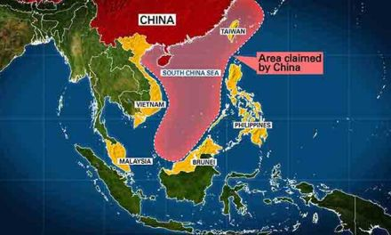 South China Sea dispute