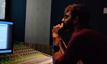 Arunansh Bhatt – a Mumbai based music composer and producer from Lucknow